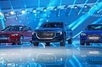 Audi на Франкфуртском автосалоне 2015
