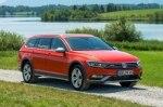 Тест-драйв Volkswagen Passat: Экстремал