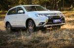Тест-драйв Mitsubishi Outlander: Новый старый Outlander