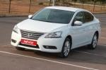 Тест-драйв Nissan Sentra: Nissan Sentra. Классика жанра