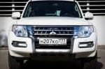 Тест-драйв Mitsubishi Pajero Wagon: Старый добрый