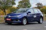 Тест-драйв Toyota Auris: Toyota Auris Hybrid. Синергичный
