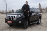 Тест-драйв Toyota Land Cruiser Prado: Новый дизель 2.8 для Prado