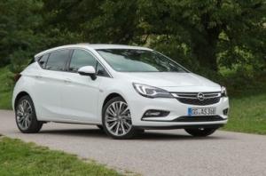 Opel Astra K. Люксовые ценности