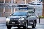 Тест-драйв Lexus LX: В двух соснах