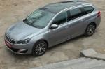 Тест-драйв Peugeot 308: Peugeot 308 SW. А теперь и универсал