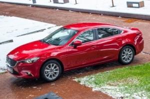 Mazda 6 Diesel. C легкостью на тяжелом топливе