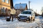 Тест-драйв ВАЗ Lada Largus: Перезимуем на даче?