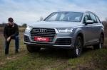 Тест-драйв Audi Q7: Audi Q7 2016 - смена тенденций