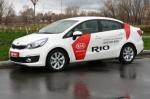 Тест-драйв KIA Rio: Kia Rio. Европейский вектор
