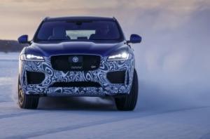 Тест-драйв Jaguar F-Pace: Дрифт для чайников