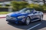 Тест-драйв Mercedes SL-Class: В отрыве