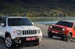 Тест-драйв Jeep Renegade: Заплываем за буйки на двуликом проходимце