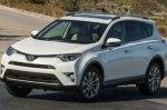Тест-драйв Toyota RAV4: Обновленный гибрид