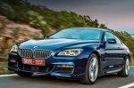 Тест-драйв BMW 6 Series: Всматриваемся в обновлённые «шестёрки» BMW с разных сторон