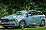 Тест-драйв Volvo V60: Необычный гибрид