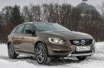 Тест-драйв Volvo V60: Телохранитель