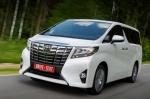 Тест-драйв Toyota Alphard: Симпатизируем небезгрешному минивэну Toyota Alphard