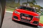 Тест-драйв Audi RS3: Мечтаем о зиме с пятицилиндровым турбохэтчем