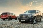 Тест-драйв Chevrolet Tahoe: Диплодок в пробке