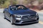 Тест-драйв Mercedes SL-Class: Открытое удовольствие