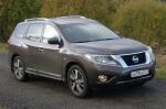 Тест-драйв Nissan Pathfinder: «Следопыт» меняет профессию