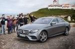 Mercedes-Benz E-Класс. Самый умный