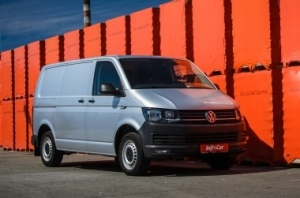 Volkswagen Transporter Kasten. Арбайтен, нихт халтурен!