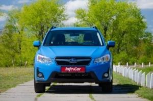Subaru XV. Под небом голубым