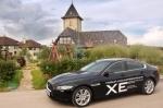 Тест-драйв Jaguar XE: Бить на эмоции!