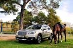 Тест-драйв Subaru Outback: Превосходя ожидания