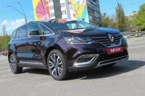 Renault Espace. На перекрестке трех дорог