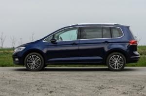 Volkswagen Touran. Прощай, холостяцкая жизнь?