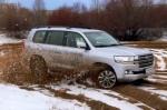 Тест-драйв Toyota Land Cruiser: Низкий поклон за рестайл