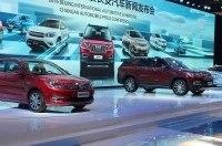 Пекинский автосалон 2016 - наш репортаж. Часть 2