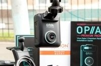 Обзор Vico-Opia 2: флагман в линейке автомобильных видеорегистратор VicoVation