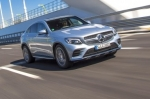 Тест-драйв Mercedes GLC-Class: Mercedes GLC Coupe - самый дерзкий GLK
