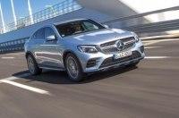 Mercedes GLC Coupe - самый дерзкий GLK