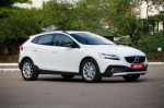 Тест-драйв Volvo V40: Volvo V40 Cross Country. Эстетика севера