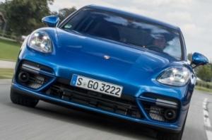 Porsche Panamera - самый быстрый седан