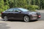 Тест-драйв Hyundai Sonata: Hyundai Sonata. Если надо быть строже