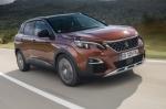 Peugeot 3008. Повышение
