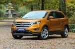 Тест-драйв Ford Edge: Ford Edge. Европейская прописка