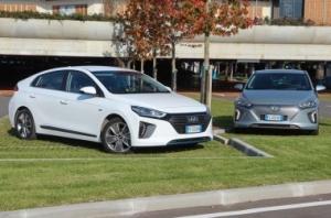 Hyundai IONIQ. Един в трех лицах