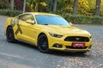 Тест-драйв Ford Mustang: Ford Mustang. Укротить табун