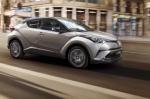 Тест-драйв Toyota C-HR: C-HR - Toyota для Европы