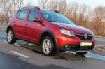 Renault Sandero Stepway 0.9 Меняем технику