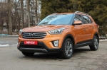 Тест-драйв Hyundai Creta: Hyundai Creta. Малыш-крепыш