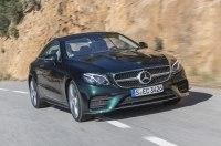 E-Coupe 2017 - необычный Mercedes