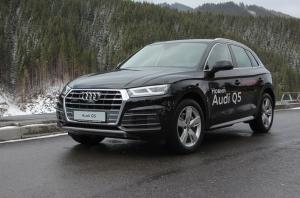 Audi Q5. Смещение акцентов